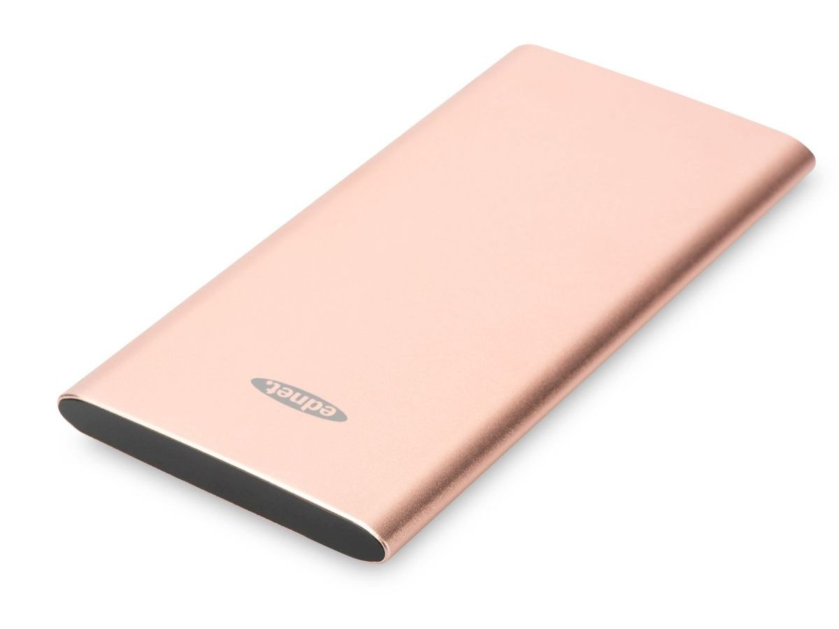 "Power Bank ""Slim Line"" 2xUSB A"